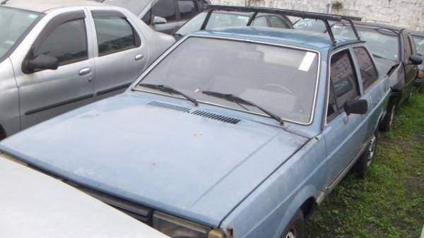 VW/VOYAGE PLUS/1986