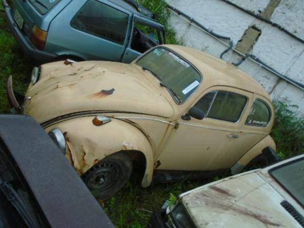 VW/FUSCA 1300/1975