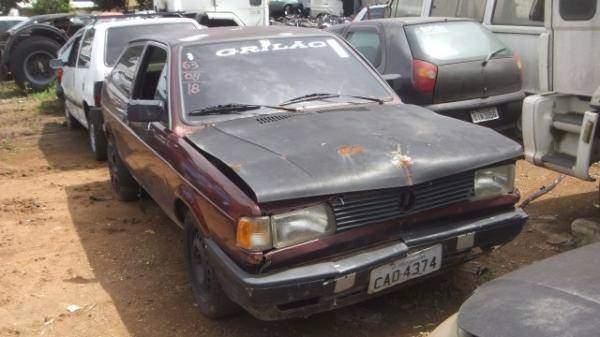 VW/GOL GTS/1991