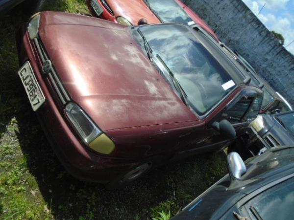IMP/VW GOL CL 1.6 MI/1997