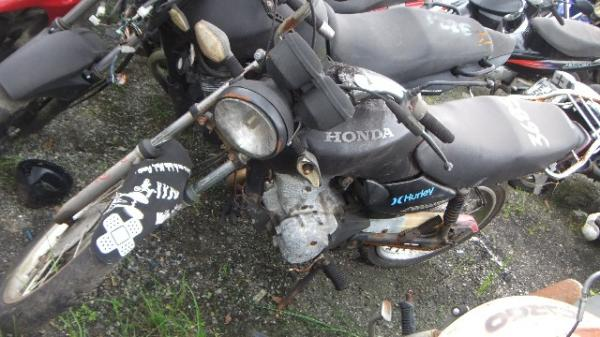 HONDA/CG 125 FAN/2008