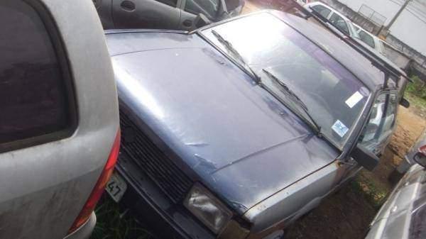VW/SANTANA CS/1985