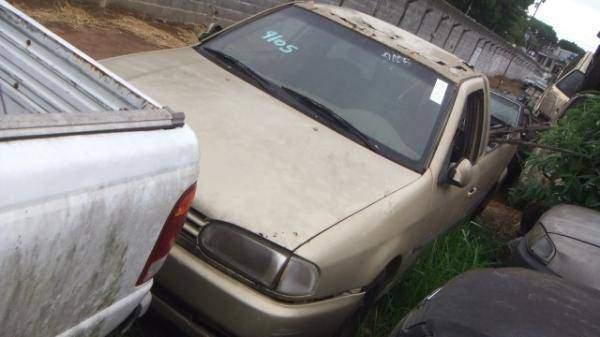 VW/SAVEIRO CL 1.6 MI/1999
