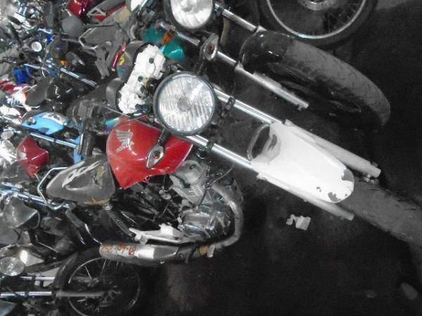 HONDA/CG 150 FAN ESI/2012