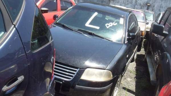 I/VW PASSAT TURBO/2001