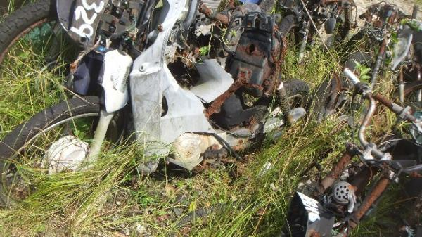 Veículos Reciclagem / Honda / RASPADO S/ NUM ID / RASPADO S/ NUM ID