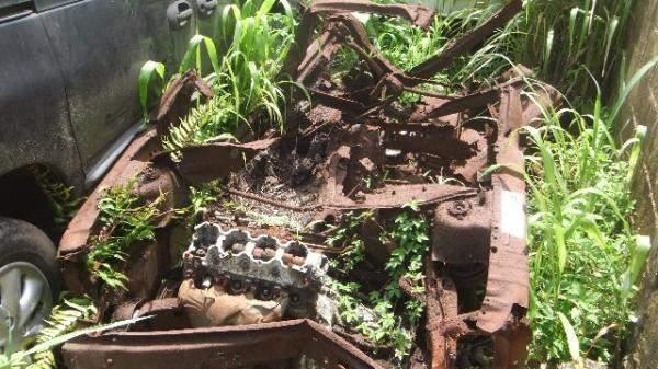 Veículos Reciclagem / Chevrolet / Classic / CORROIDO FERRUGEM / RASPADO S/ NUM ID