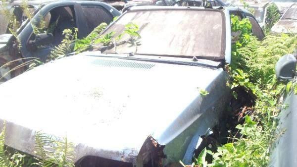 Veículos Reciclagem / Ford / Escort / RASPADO S/ NUM ID / UP187931