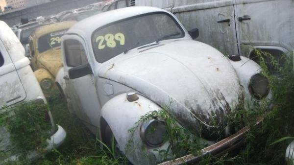 VW/FUSCA /
