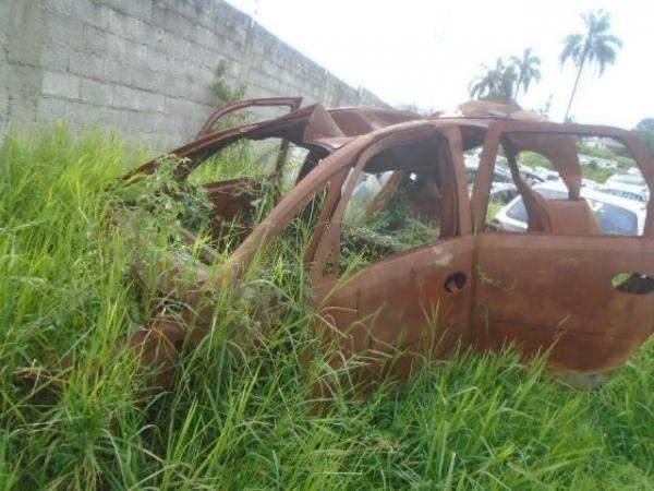 Veículos Reciclagem / Chevrolet / Corsa hatch / CORROIDO FERRUGEM / S/ MOTOR