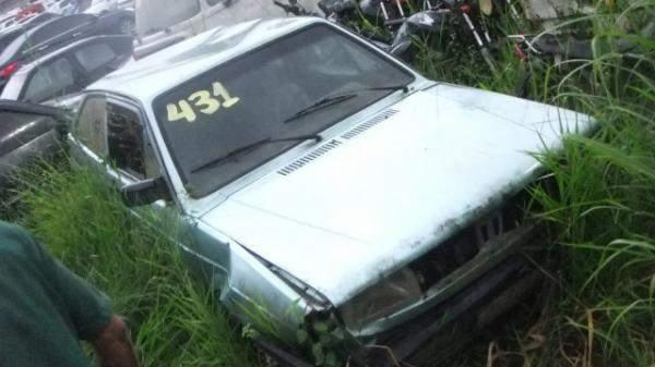 VW/GOL CL/1992