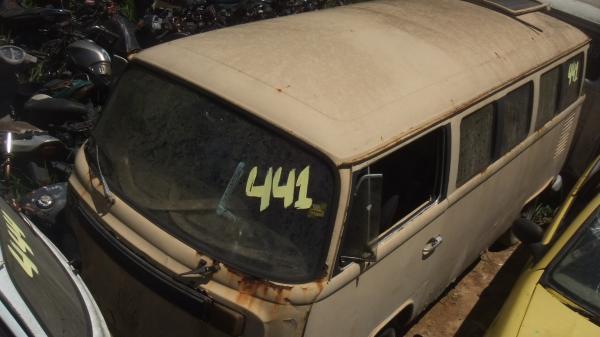 VW/KOMBI/1981