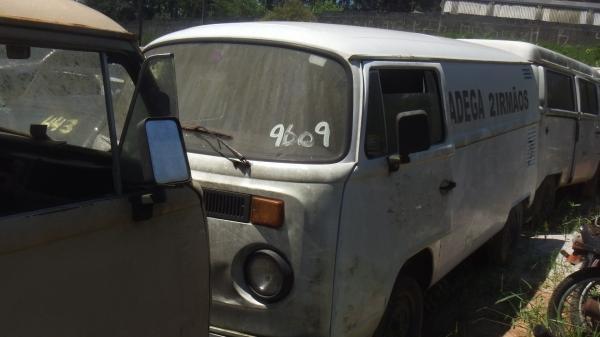 VW/KOMBI FURGAO/1996