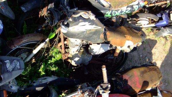 Veículos Reciclagem / Honda / Cg 125 / RASPADO S/NUM ID / CG125BR1003521