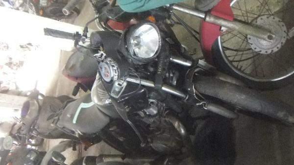 HONDA/CG 150 TITAN ES/2008