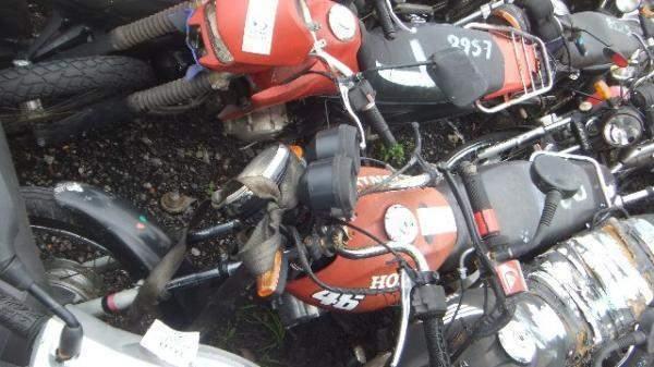 HONDA/CG 125 TITAN KS/2001