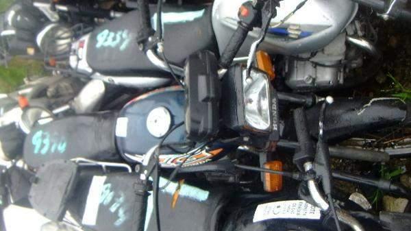 HONDA/CG 125 TITAN/1998
