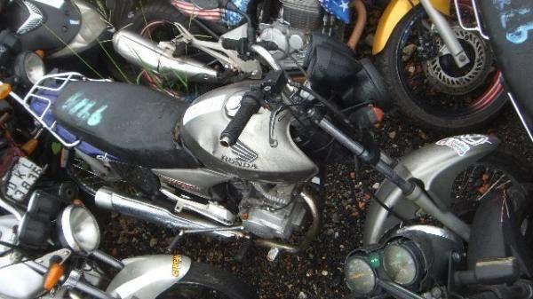 HONDA/CG 150 TITAN KS/2008
