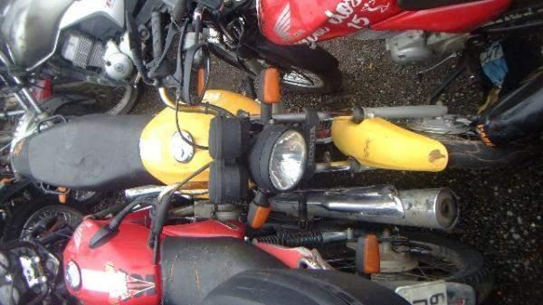 HONDA/CG 125 FAN JOB KS/2005