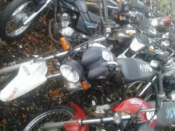 Veículos Reciclagem / Honda / CG / RASPADO S/ NUM ID / RASPADO S/ NUM ID