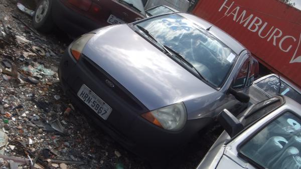 VEÍCULOS SEM DOCUMENTAÇÃO / Ford / Ka / 1999/2000 / 9BFZZZGDAYB656678 / C4BY656678