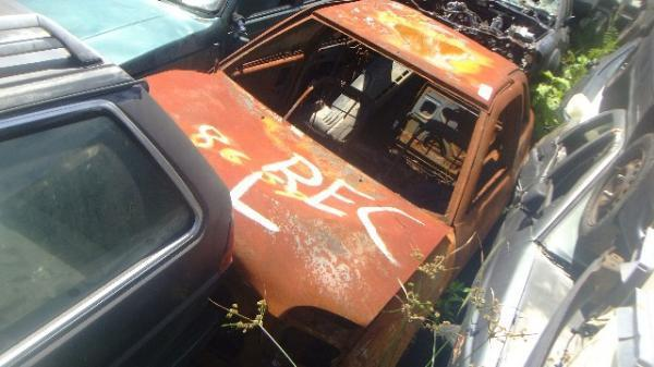 Veículos Reciclagem / Ford / Escort / RASPADO S/ NUM ID / RKDTX07830