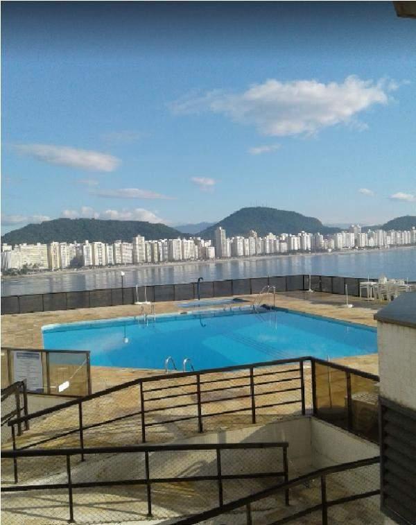 Apartamento com area util de 251,0600 na Praia de Asturias  em Guaruja/SP